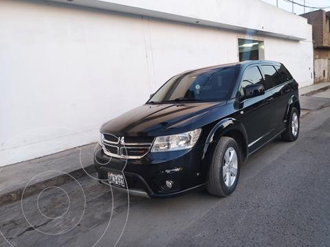 Dodge Journey 2.4L SE usado (2015) color Negro precio $16,900