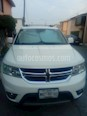 Foto venta Auto usado Dodge Journey R-T 3.6L NAV DVD (2013) color Blanco Perla precio $210,000
