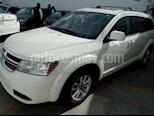 Foto venta Auto usado Dodge Journey SXT 2.4L 5 Pasajeros Plus color Blanco precio $198,000