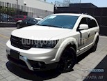 Foto venta Auto usado Dodge Journey SXT 2.4L 5 Pasajeros Plus (2018) color Blanco Perla precio $380,000