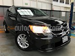 Foto venta Auto usado Dodge Journey SXT 2.4L 5 Pasajeros (2013) color Negro precio $230,000