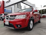 Foto venta Auto usado Dodge Journey SXT 2.4L 7 Pasajeros Lujo (2016) color Rojo Adrenalina precio $275,000