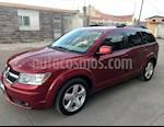 Foto venta Auto usado Dodge Journey SXT 2.4L 7 Pasajeros Plus (2009) color Rojo precio $120,000