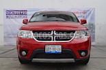 Foto venta Auto usado Dodge Journey SXT 2.4L 7 Pasajeros Plus (2017) color Rojo precio $310,000
