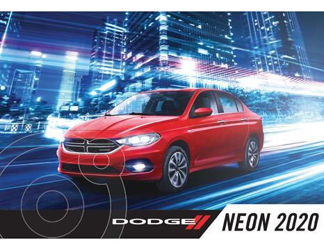 Dodge Neon Sport Aut usado (2020) color Rojo precio $313,400