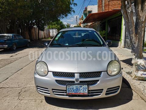 foto Dodge Neon 2.0L LE usado (2003) color Gris Plata  precio $45,000