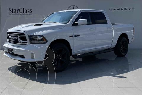 Dodge Ram Mega Cab Laramie 5.7L 4x4 usado (2018) color Blanco precio $699,900