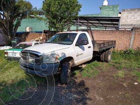 Dodge Ram Mega Cab Laramie 5.7L 4x2 usado (2008) color Blanco precio $200,000