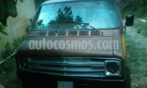 Dodge ram van transpote publico usado (1977) color Marron precio BoF220