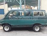 Dodge ram van transpote publico usado (1977) color Verde precio u$s1.700
