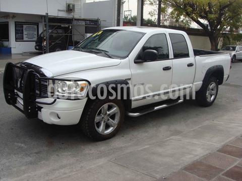 Dodge Ram Wagon 2500 SLT V8 usado (2008) color Blanco precio $150,000
