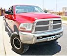 Foto venta Auto usado Dodge Ram 2500 6.7L Crew Cab Die 4X4  (2011) color Rojo precio $15.000.000