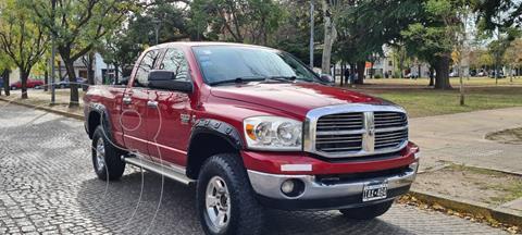 Dodge Ram 2500 SLT TD 4x4 Cabina Doble usado (2009) color Rojo precio $3.100.000