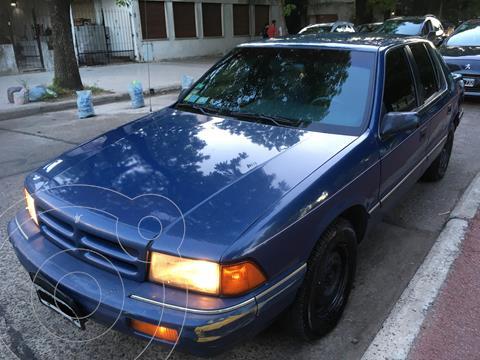 Dodge Spirit Highline 2.5 usado (1993) color Azul precio u$s2.500