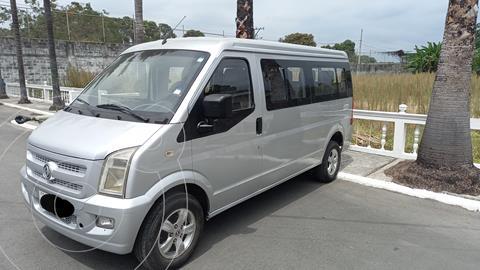 Dongfeng Cityvan 1.5L 11P usado (2016) color Plata Metalizado precio u$s10.500