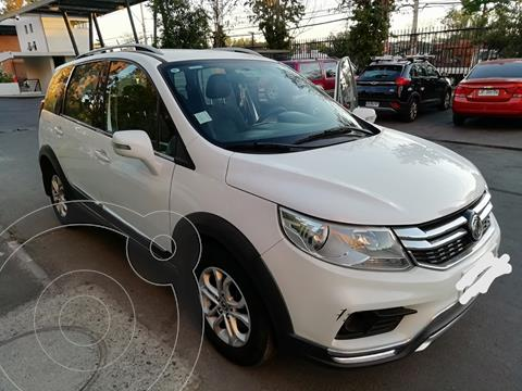 Dongfeng X3 1.6L Luxury  usado (2018) color Blanco precio $6.700.000