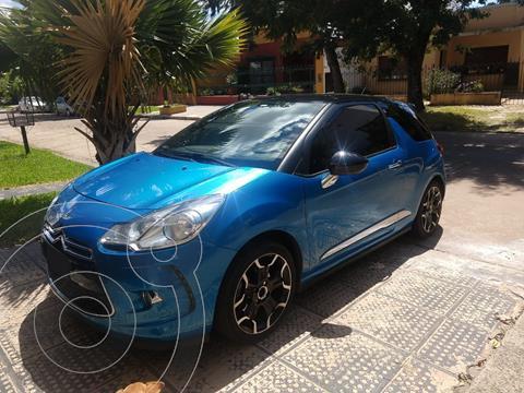 DS 3 THP Sport Chic usado (2012) color Azul precio $1.330.000