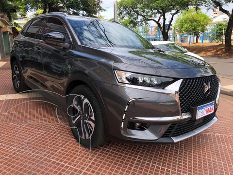 DS 7 Crossback T Puretech 165 Be Chic Aut usado (2018) color Gris precio $4.950.000
