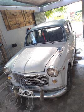 FIAT 1100 Nafta usado (1960) color Gris precio $130.000