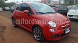 Foto venta Auto usado FIAT 500 - (2012) color Rojo precio $380.000