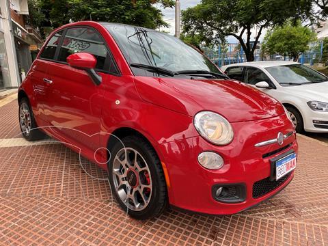 foto FIAT 500 Sport usado (2012) color Rojo precio $1.099.990