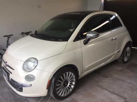 FIAT 500 Lounge Aut usado (2012) color Blanco precio $1.350.000