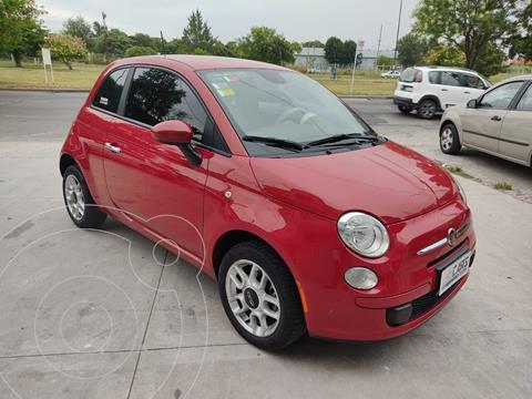 FIAT 500 Cult usado (2014) color Rojo Corsa precio $1.270.000