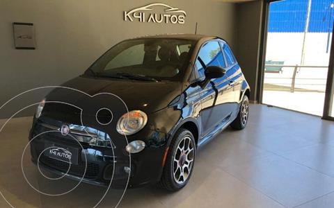FIAT 500 Sport usado (2014) color Negro precio $1.190.000
