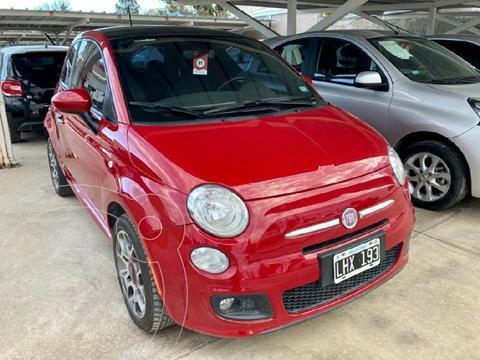 FIAT 500 1.4 usado (2011) color Rojo precio $1.380.000