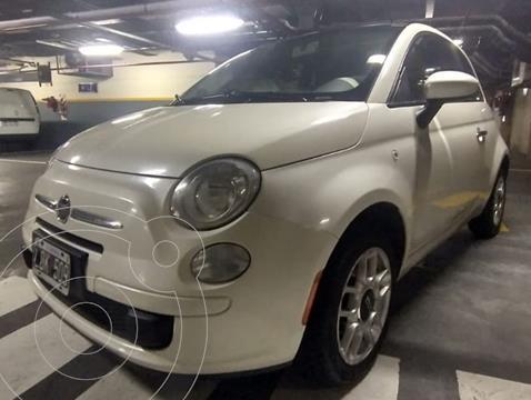 FIAT 500 Sport usado (2012) color Blanco precio $1.380.000