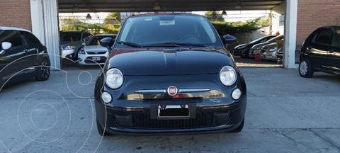 FIAT 500 Cult usado (2014) color Negro precio $1.290.000
