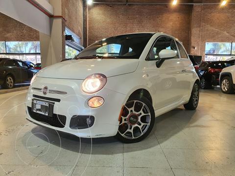 FIAT 500 Sport usado (2012) color Blanco financiado en cuotas(anticipo $660.000)