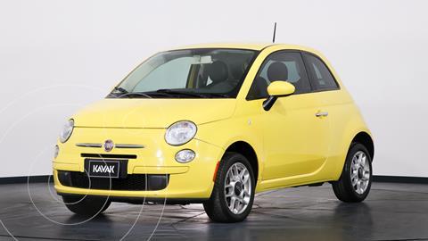 FIAT 500 Cult usado (2013) color Amarillo precio $1.440.000