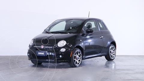 FIAT 500 Sport usado (2013) color Negro precio $1.490.000