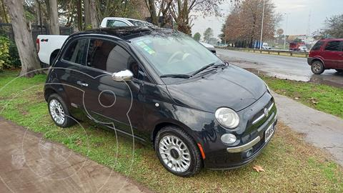 FIAT 500 Sport Aut usado (2012) color Negro precio $1.300.000