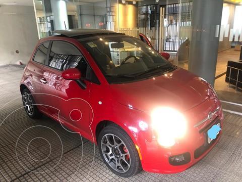 FIAT 500 1.4 usado (2012) color Rojo precio $1.200.000