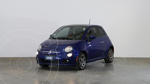 FIAT 500 Sport usado (2013) color Azul precio $1.450.000