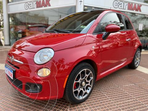 FIAT 500 Sport usado (2013) color Rojo financiado en cuotas(anticipo $1.070.000)