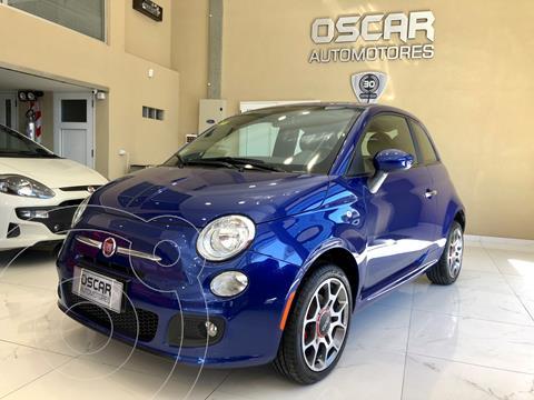 FIAT 500 Sport usado (2013) color Azul precio $1.349.000