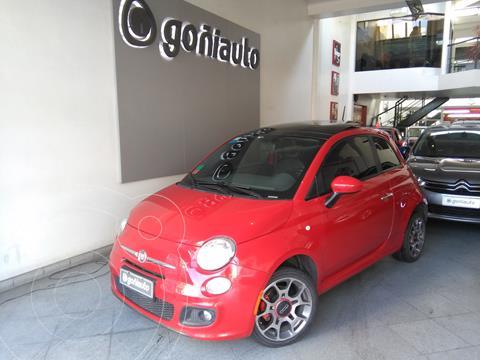 FIAT 500 1.4 N Sport MT (100cv) usado (2012) color Rojo precio $1.360.000