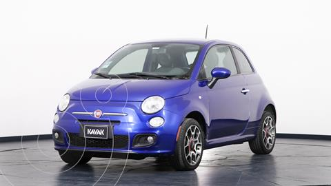 FIAT 500 Sport usado (2012) color Azul Aurora precio $1.380.000