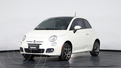 FIAT 500 Sport usado (2012) color Blanco Perla precio $1.370.000