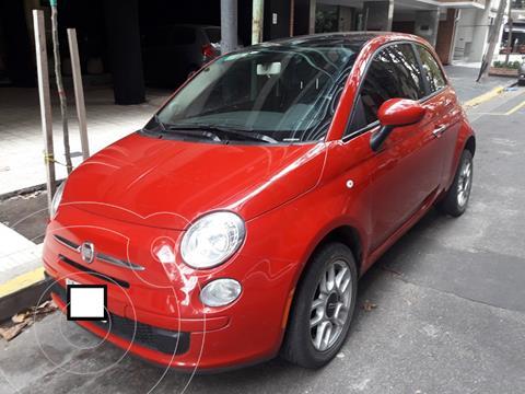FIAT 500 Cult usado (2013) color Rojo Corsa precio $1.140.000