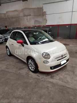 FIAT 500 Cult usado (2013) color Blanco precio $989.000