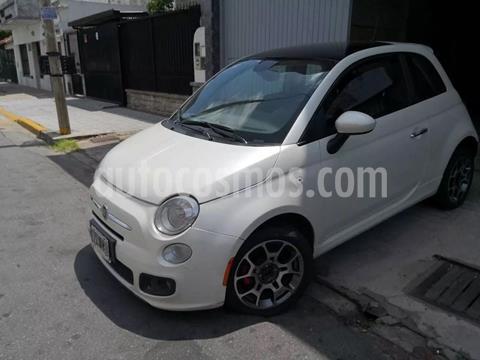 FIAT 500 Sport usado (2014) color Blanco precio $850.000