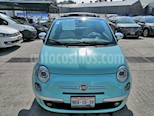 Foto venta Auto usado Fiat 500 Lounge Aut (2017) color Azul precio $260,000