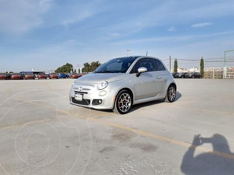Fiat 500 Sport usado (2013) color Blanco precio $134,900