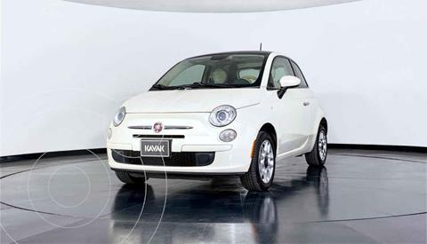 Fiat 500 Trendy usado (2015) color Blanco precio $174,999