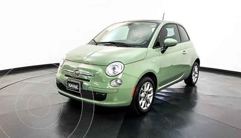 Fiat 500 Easy usado (2016) color Verde precio $179,999