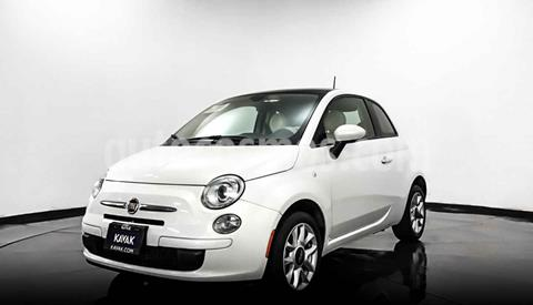 Fiat 500 Easy Aut usado (2017) color Blanco precio $274,999